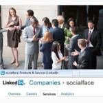Get your professional services firm on LinkedIn